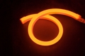120v Orange LED Polar Neon Flex - Custom Cut
