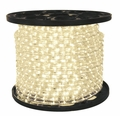 LED 2-Wire 1/2� Low Voltage Directional Warm White Rope Light - 150�