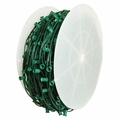 C9 Spool - 1000' Length - Green Wire