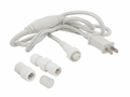 "LED 2-Wire 1/2"" 120v 5' Power Cord Kit"