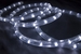 "LED 2-Wire 1/2"" 120v Directional Cool White Rope Light - 150'"
