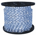 "LED 2-Wire 1/2"" Low Voltage Directional Cool White Rope Light - 150'"
