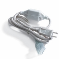 LED Polar Neon Flex 120v Power Cord Kit