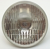 5 3/4 Candlepower Motorcycle Lens Reflector with 60/55W H4