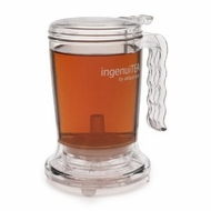 Adagio Teas 16oz Ingenuitea Teapot - click to enlarge