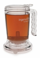 Adagio Teas 32oz Ingenuitea Teapot - click to enlarge