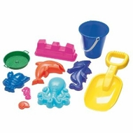 American Plastic Toys 10 Piece Spring Value Set - click to enlarge