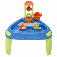 American Plastic Toys Water Wheel Play Table with 4 Accessories - click to enlarge