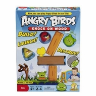 Angry Birds Knock On Wood Game - click to enlarge
