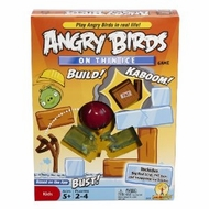 Angry Birds on Thin Ice Board Game - click to enlarge