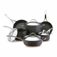 Anolon Nouvelle 10 pc set - 82526 - click to enlarge