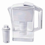 BRITA 35250 Space Saver Drinking Water Pitcher - click to enlarge