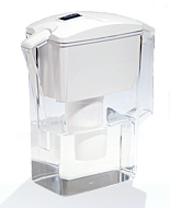 Brita 42364 Space Saver Drinking Water Pitcher