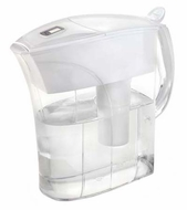 BRITA 42557 Riviera Drinking Water Pitcher - click to enlarge