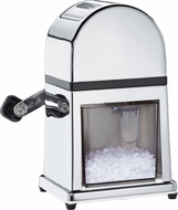 Cilio Ice Crusher, Deluxe with Ice Scoop - click to enlarge
