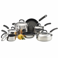 Circulon Steel Nonstick Cookware 12-Piece Cookware Set - click to enlarge