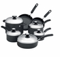 Circulon Total Hard Anodized Nonstick 12-Piece Cookware Set