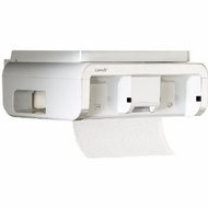 Clean Cut CC3100 Touchless Paper Towel Dispenser - White - click to enlarge