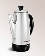 Coffee Percolators - click to enlarge