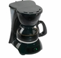 Continental CE23659 4 Cup Coffee Maker, Black