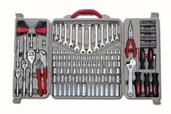 Crescent 170-Piece Mechanics Tool Set - click to enlarge