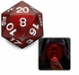 Critical Hit LED D20 Die