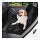 Cruising Companion Hammock Car Seat Cover for Pets, Black
