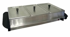 CucinaPro 1715 Buffet Server / Warming Tray - click to enlarge