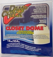Damp Check 12000-12 Closet Dome Dehumidifier (16 oz.) - click to enlarge