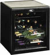 Danby DWC172BL Designer Wine Cooler - click to enlarge