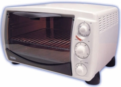 DeLonghi AS1070 Solo Convection Oven with Rotisserie - click to enlarge