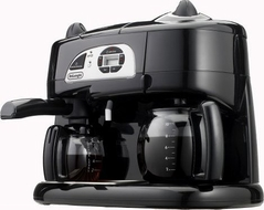 DeLonghi BCO130T Programmable Espresso / Coffee Maker - click to enlarge
