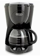 DeLonghi DC110 Drip Coffee Maker - click to enlarge