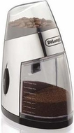 DeLonghi DCG49 Retro Burr Coffee Grinder - click to enlarge