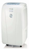 DeLonghi DE500P 50 pint Dehumidifier w/ Pump - click to enlarge