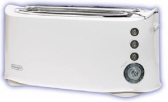 Delonghi KT54 4-Slice Cool-Touch Toaster - click to enlarge