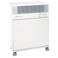 DeLonghi PAC210 Pinguino Air-to-Air Portable Air Conditioner - click to enlarge