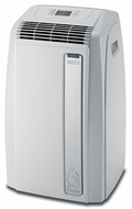 DeLonghi PACA120E Pinguino Portable Air Conditioner - click to enlarge
