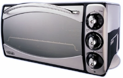 DeLonghi XR640 Retro Toaster Oven - click to enlarge