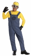 Despicable Me 2 Deluxe Dave Minion Costume Medium - click to enlarge