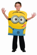 Despicable Me 2 Minion Dave Costume Small - click to enlarge