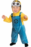 Despicable Me 2 Minion Dave Costume Toddler - click to enlarge