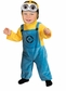 Despicable Me 2 Minion Dave Costume Toddler
