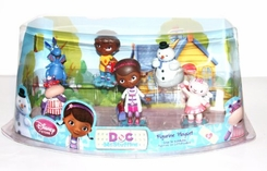 Disney Junior Doc McStuffins Figurine Playset - click to enlarge