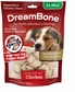 DreamBone Chicken Dog Chew Mini 24count