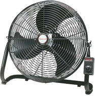Electric Fans - click to enlarge
