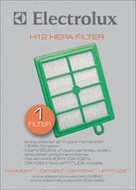 Electrolux EL012A Vacuum Cleaner HEPA H12 Filter - click to enlarge