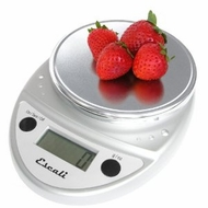 Escali P115C Primo Digital Scale Chrome - click to enlarge