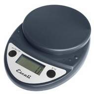 Escali P115CH Primo Digital Scale Black - click to enlarge