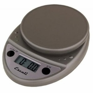 Escali P115M Primo Digital Scale Metallic - click to enlarge